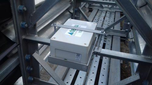 TIPS - détecteur de choc connecté Tertu
