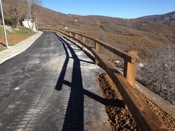 Sécurité routière - glissière bois-métal - TR18