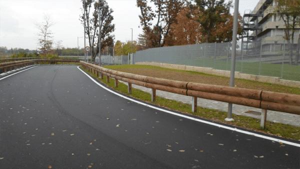 Glissière de sécurité routière TM40