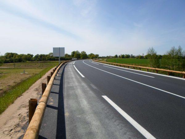 Securité routière - glissière bois-métal- T18 4ms2