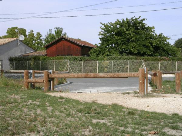 Barrière-coulissante