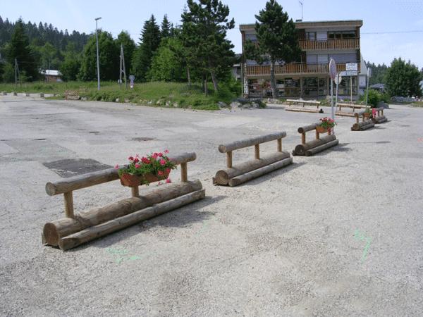 Removable lane spacer Tertu