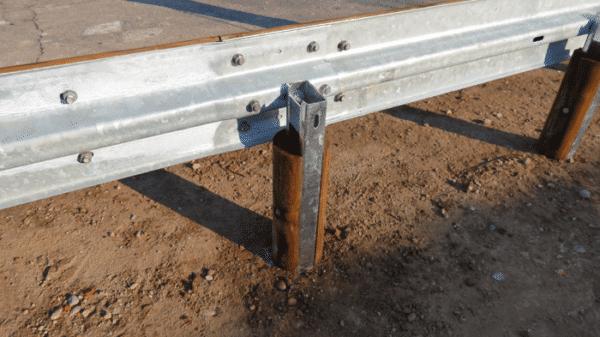 Glissière bois-métal T32