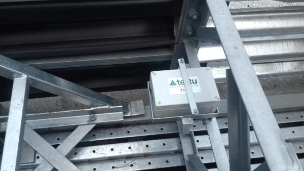 TIPS- détecteur de choc