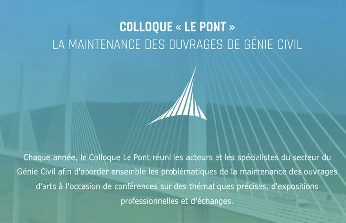 Tertu au Colloque le Pont