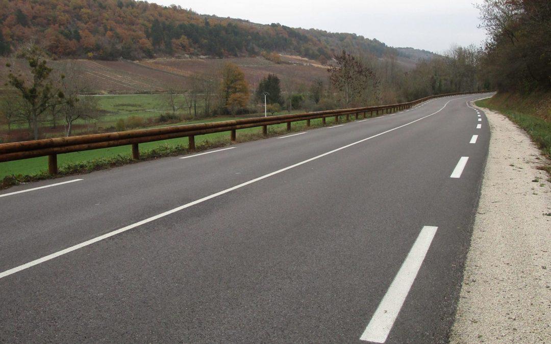 Nouveauté : la barrière de sécurité bois-métal T32 arrive sur les routes de France !