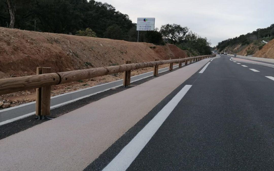 Tertu sécurise les routes du Var