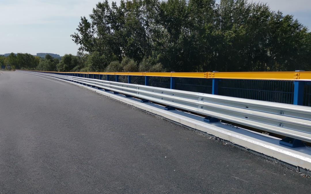 Viaducs d'Abbeville A28 : 2 kms de voies sécurisées par les DRR pour Ouvrage d'Art Tertu