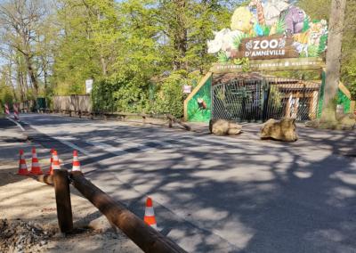 Barrière-parking-Zoo-amneville